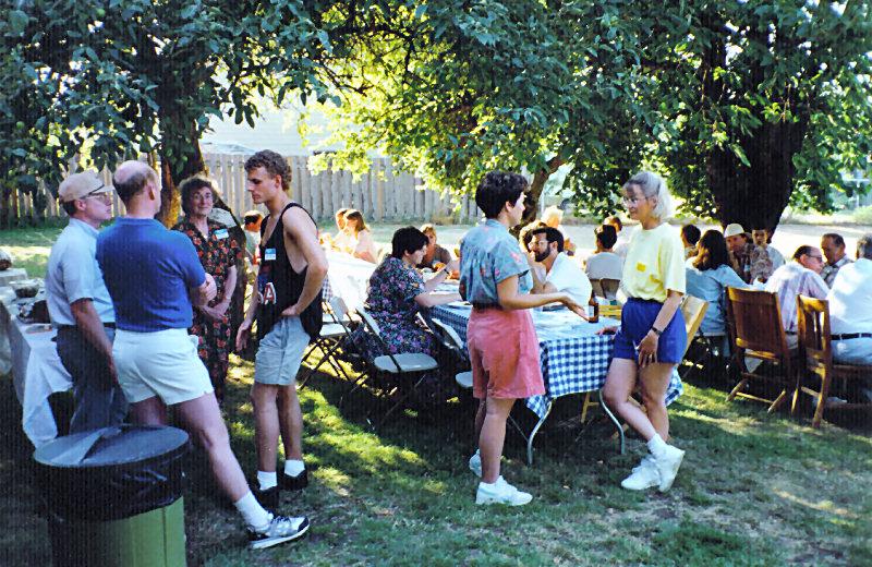 1991 Family Picnic 01